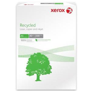 Xerox Recycled Paper (бумага из вторичного сырья)