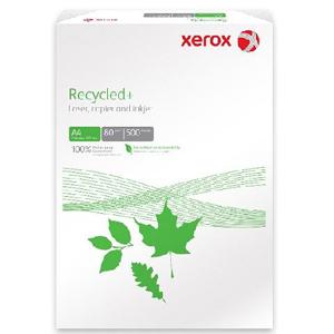 Xerox Recycled Plus Paper (бумага из вторичного сырья)