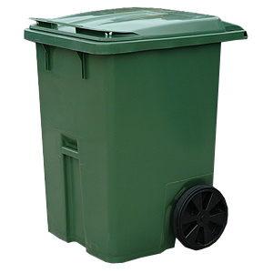 мусорный контейнер 370 литров