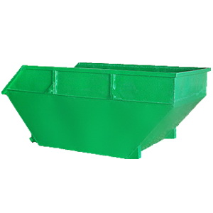 мусорный контейнер 8м³, бункер 8м³