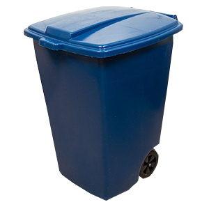мусорный бак на колесиках