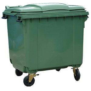 мусорный контейнер 1100 литров