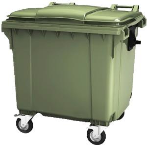 евроконтейнер для ТБО 1100 литров
