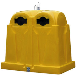 контейнер для мусора 2500 литров