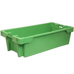 пластиковый ящик для рыбы