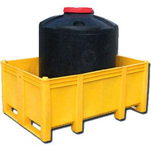Контейнер для ЛРТЖ, 1200 x 1740 x 740, 1100 литров