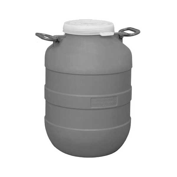 Бочка полиэтиленовая типа А с резьбовой крышкой для технических продуктов 50 литров