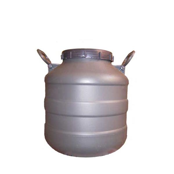 Бочка полиэтиленовая типа А с резьбовой крышкой для технических продуктов 30 литров