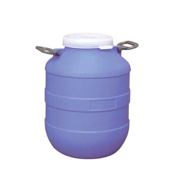 Бочка полиэтиленовая 40 литров, типа А, с резьбовой крышкой для технических продуктов