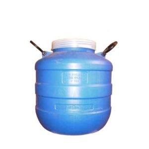Бочка полиэтиленовая 30 литров, типа А, с резьбовой крышкой для пищевых продуктов