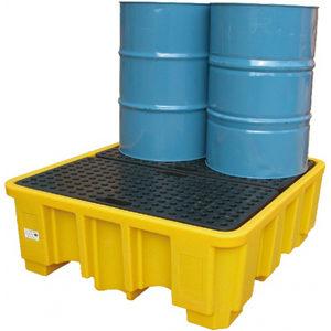 Поддон-контейнер на четыре бочки для ЛРТЖ, объемом 485 литров