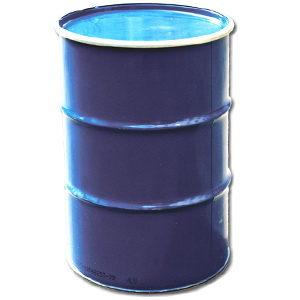 Бочка закатная со съемной крышкой 210 литров