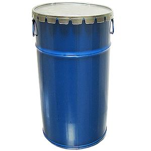 """Барабан закатной со съемной крышкой """"Корона"""" 55 литров"""