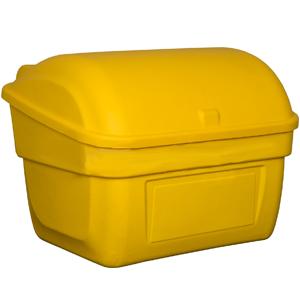 Ящик для песка с крышкой на 220 литров, 800 x 815 x 650