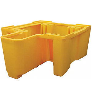 Поддон-контейнер для IBC куба, с диспенсером, без решётки