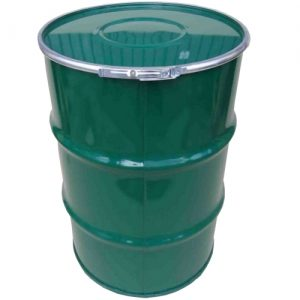 Бочка со съемным верхним дном 200 литров