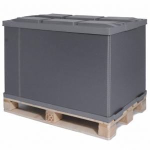 Разборные контейнеры Polybox