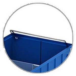 Скоба для полочного контейнера