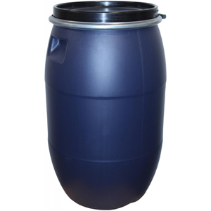 Бочка 1202 120 литров, хомут, горловина 380 мм