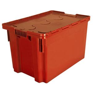 Ящик универсальный с крышкой 600 x 400 x 415