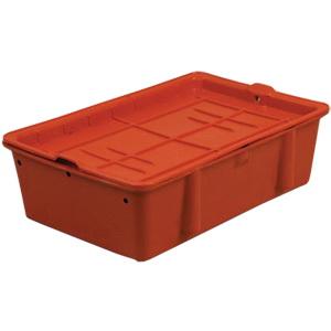 Пластиковый ящик с крышкой 500 x 330 x 150