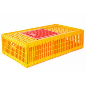 Пластиковый ящик для перевозки живой птицы 970 x 570 x 270