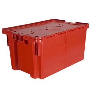 Ящик универсальный с крышкой 600 x 400 x 315