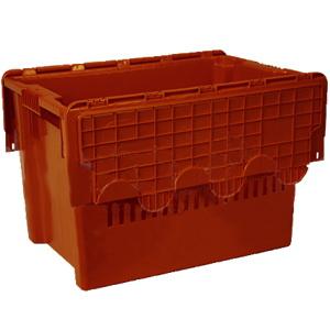 Ящик универсальный с крышкой 600 x 400 x 350