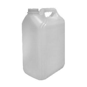 Канистра пластиковая 5 литров с пробкой, горловина 38 мм