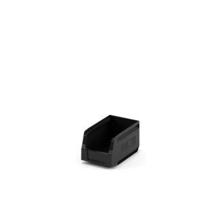 Складской лоток 250x150x130 чёрный