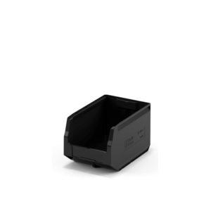 Складской лоток 350x225x200 черный