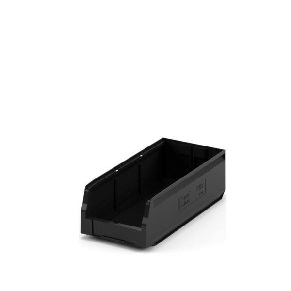 Складской лоток 500x300x200 черный