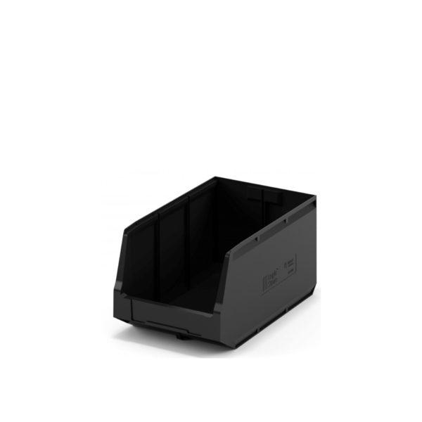 Складской лоток 500x300x250 черный