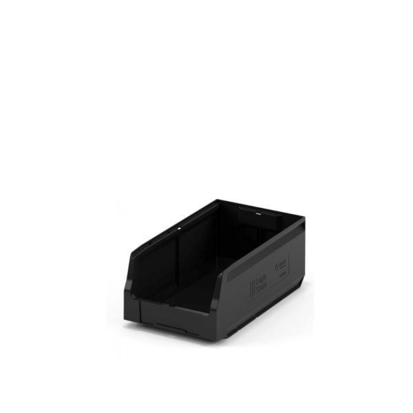 Складской лоток 400x225x150 черный