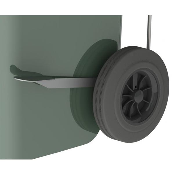 Педаль для двухколёсных контейнеров