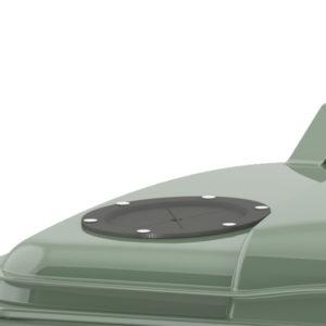 Резиновый клапан на крышку бака