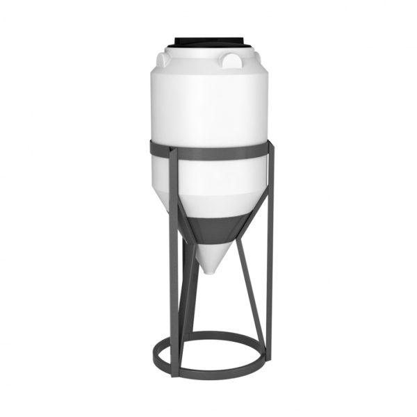 Ёмкость ФМ 120 литров в обрешетке