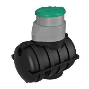 Ёмкость подземная U 1250 oil